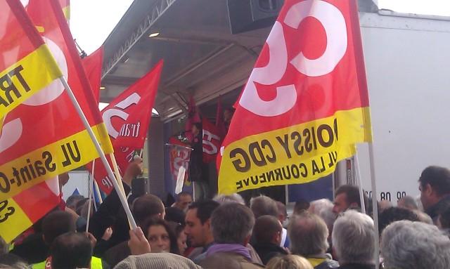Annick Coupé, Solidaires [Annick Coupé, Solidaires]