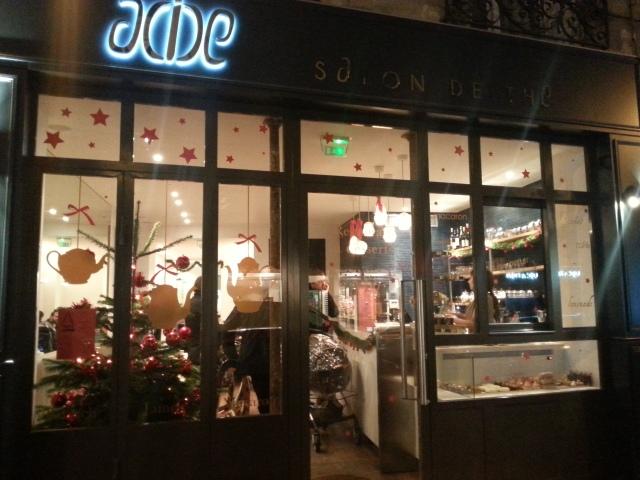 façade du salon de thé Acide [Acide tearoom facade]