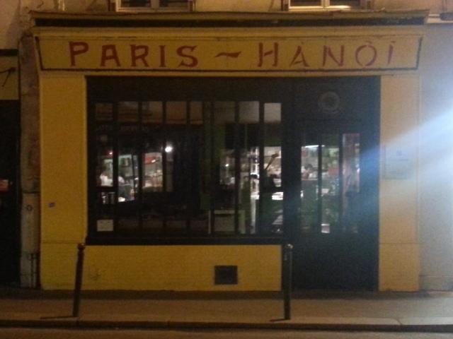 Restaurant Vietnamien Le Havre Rue Brindeau