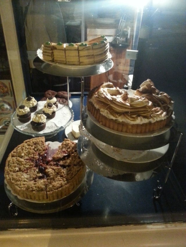 Les desserts du restaurant Have A Nice Day [The desserts of the restaurant Have A Nice Day]