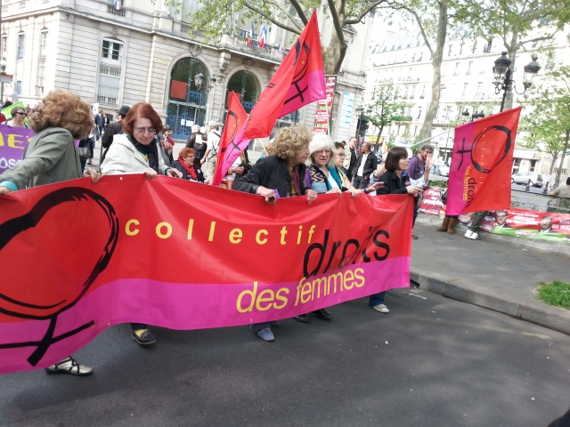 Collectif droits des femmes [Collective for women's rights]