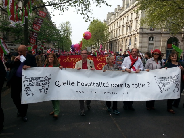 Collectif psychiatrie [Collective for the psychiatry]