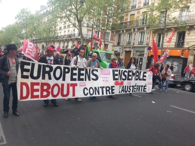 Front de gauche [Left-wing front]