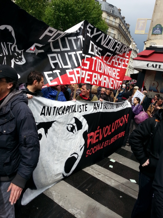 CNT et fédération anarchiste [CNT and Anarchist Federation]