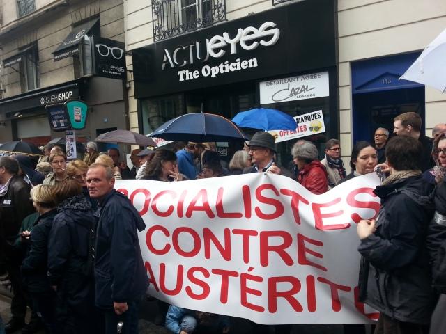 Parti Socialiste [Socialist Party]