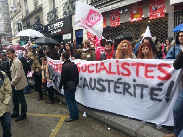 Mouvement des jeunes socialistes [Movement of the young socialists]