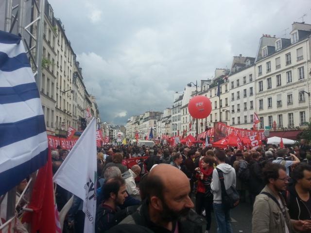 Parti communiste français [French communist party]
