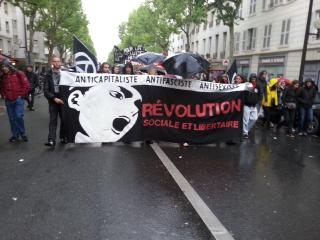 Fédération Anarchiste [Anarchist Federation]