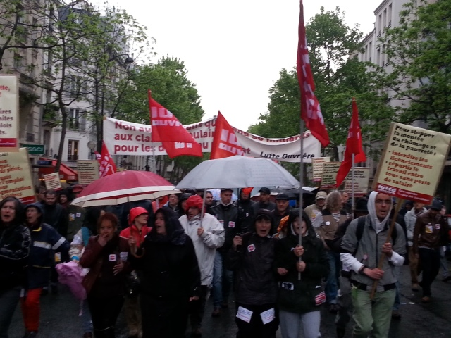 Lutte Ouvrière [Worker's struggle]