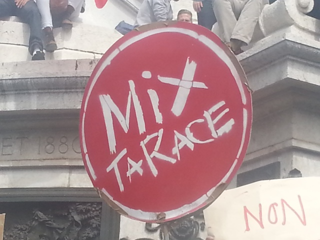 Mix ta race [Mix your race]