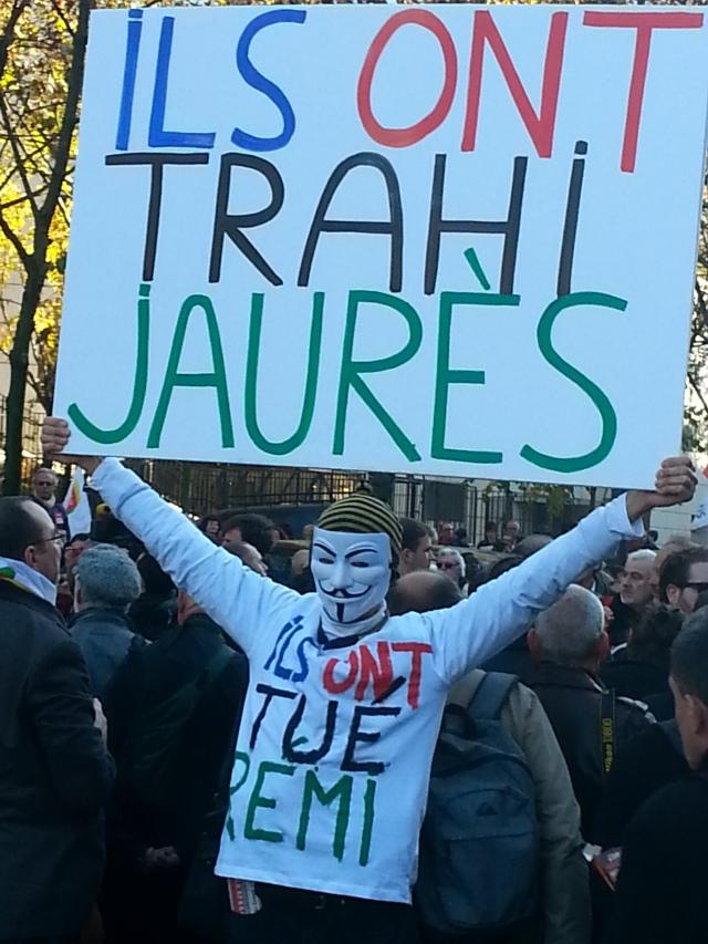 Ils ont trahi Jaurès [They betrayed Jaurès]