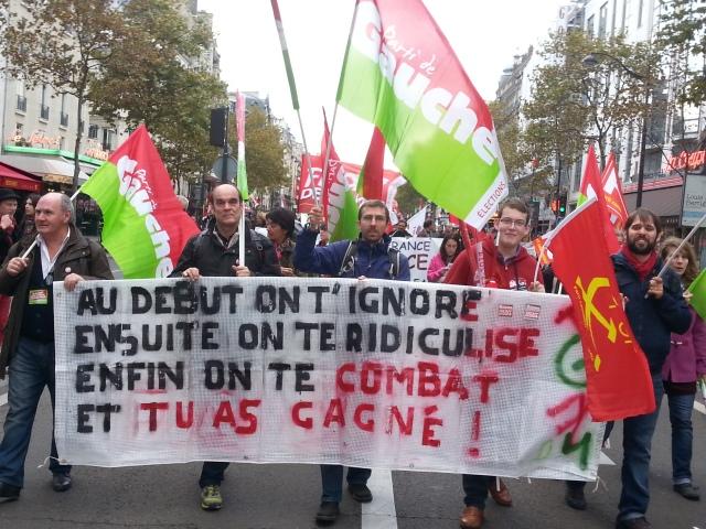 Parti de gauche 74 [Left-wing party 74]