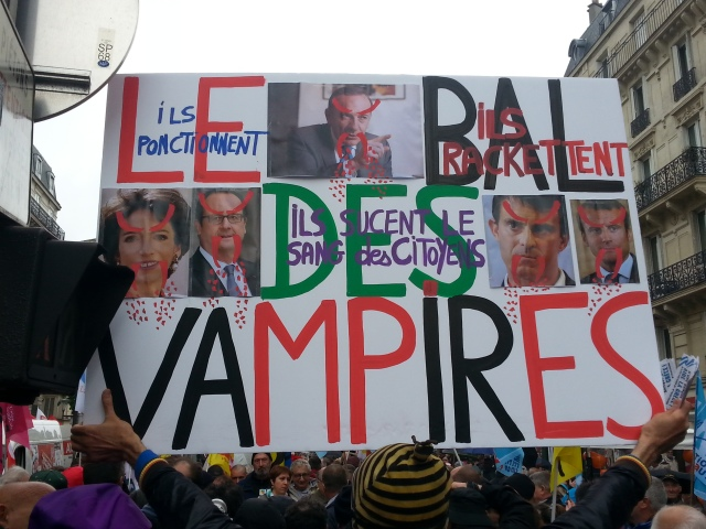 Le bal des vampires [The dance of the vampires]