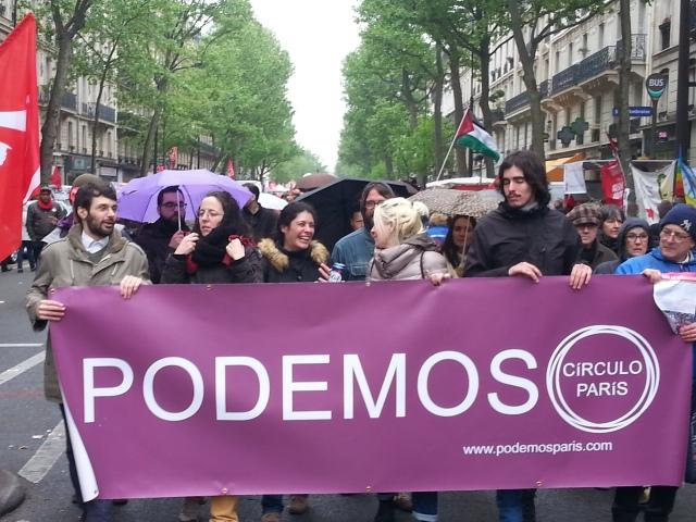 Podemos Paris [Podemos Paris]