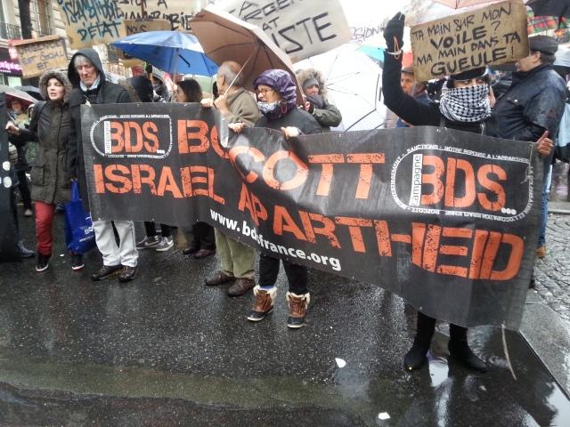 Boycott Israël Apartheid, BDS [Boycott Israel Apartheid, BDS]