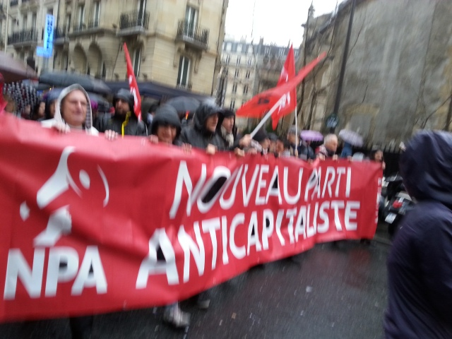 Nouveau parti anticapitaliste [New Anticapitalist Party]