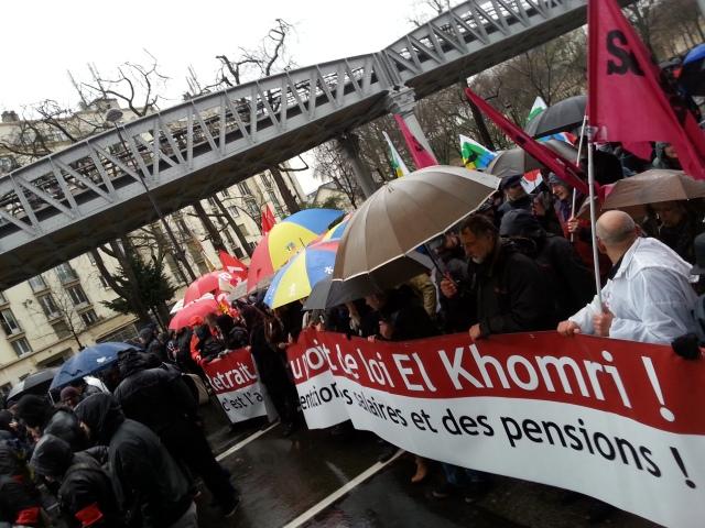 Retrait du projet de loi El Khomri [Withdrawal of the El Khomri law project]