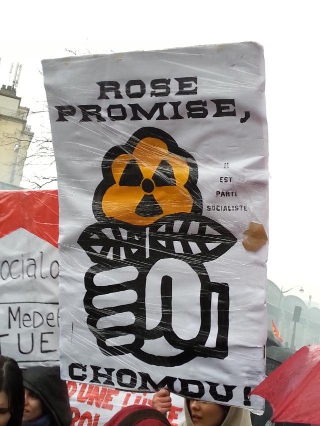 Rose promise, chomdu [Promised rose, unemployment]
