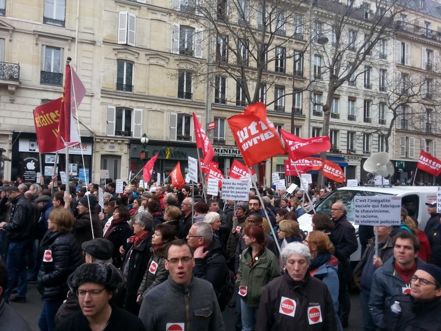 Lutte Ouvrière [Workers' Struggle]