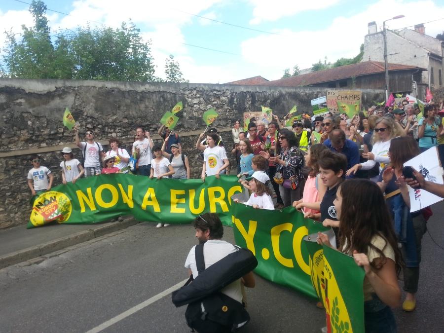 Non à EuropaCity [No to EuropaCity]