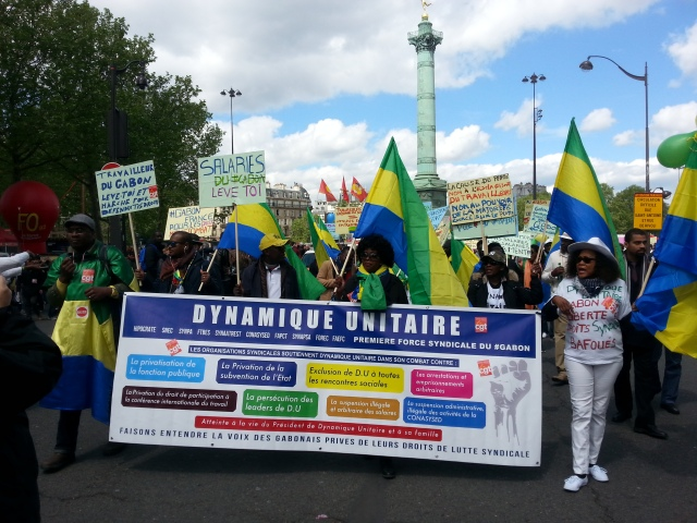 Dynamique unitaire Gabon [Unitary dynamics Gabon]