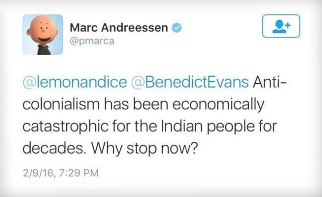 L'anti-colonialisme a été économiquement catastrophique pour l'Inde pendant des décennies. Pourquoi arrêter maintenant? [Anti-Colonialism has been economically catastrophic for India for decades. Why stop now?]