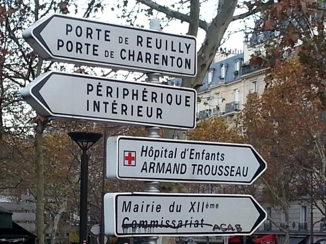 ACAB Paris 12ème arrondissement [ACAB Paris 12th district]
