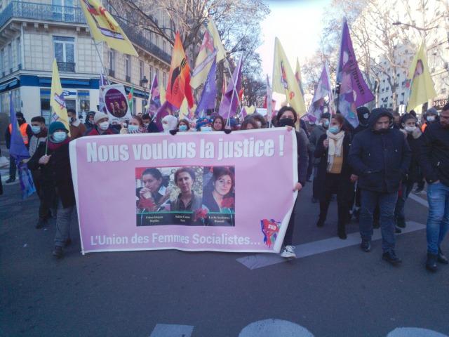 union des femmes socialistes SKB [Socialist Women's Union SKB]