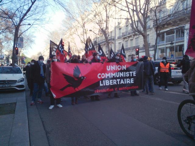 Union Communiste Libertaire [Communist Libertarian Union]