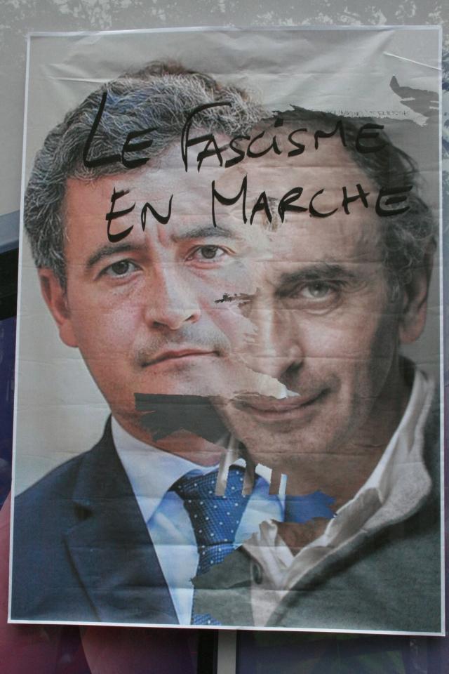 Le fascisme en marche [Fascism on the move]