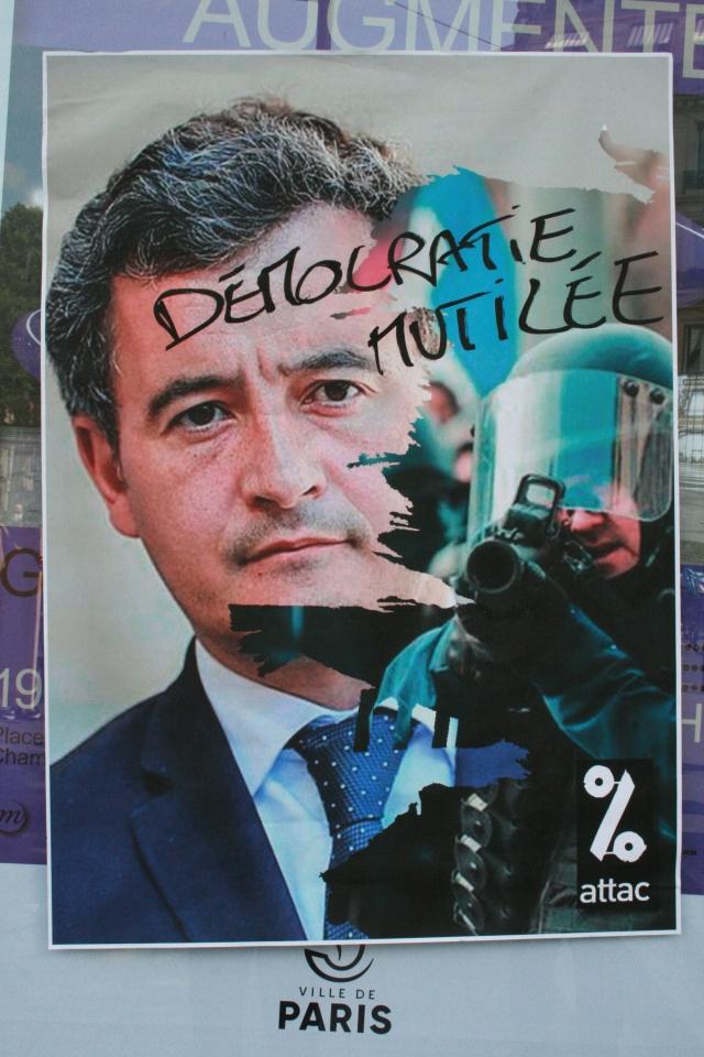 Démocratie mutilée, Attac [Mutilated democracy, Attac]