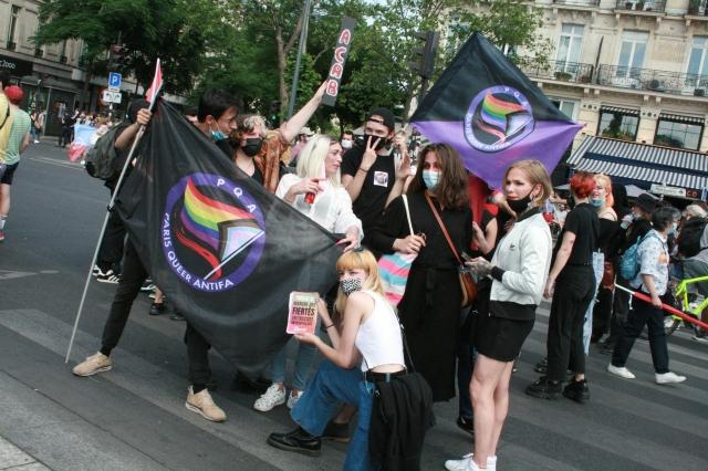 Paris Queer Antifa [Paris Queer Antifa]